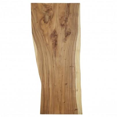 Tischplatte Suar Baumscheibe 230 cm