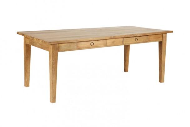 Gooran Möbel esstisch ausziehbar mit schubladen innenräume und möbel ideen