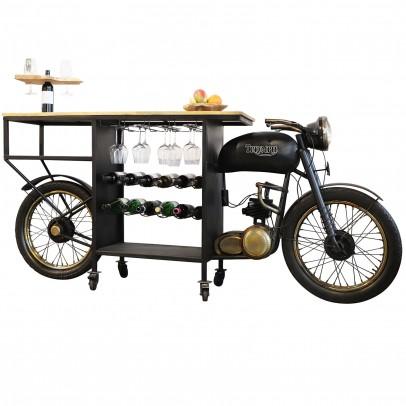 Hausbar Motorrad