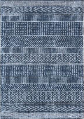 Teppich Scarab Blue