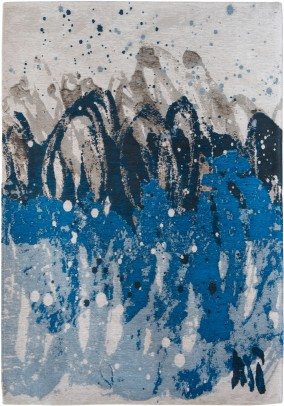 Teppich Blue Waves