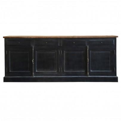Sideboard Bagheria 4 Türen & Laden