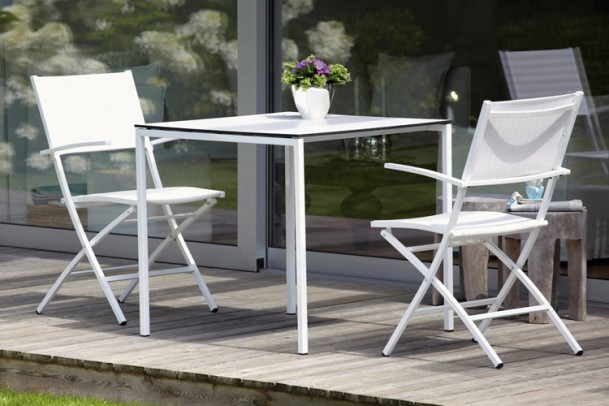 Outdoor-Tisch White