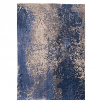 Teppich Mad Men Cracks Abyss Blue