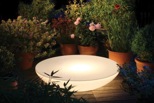 Leuchttisch Lounge Variation