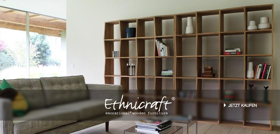 Massivholz Designmöbel von Ethnicraft