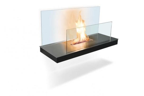 Ethanol-Kamin Wall Flame II