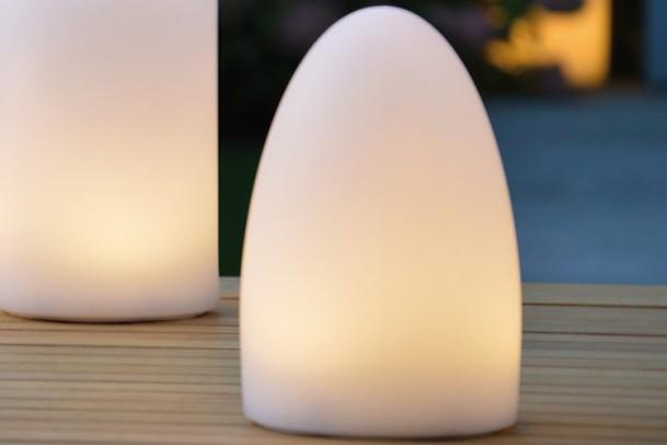 Leuchte Egg