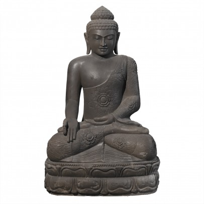 Buddha-Statue 2 m sitzend
