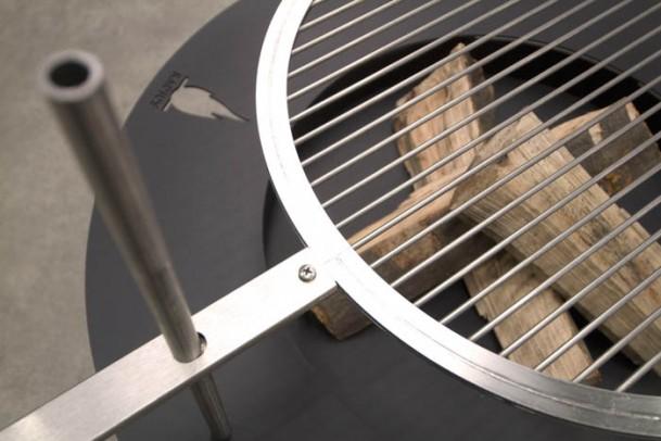 Grill-Gestell für Fireplate