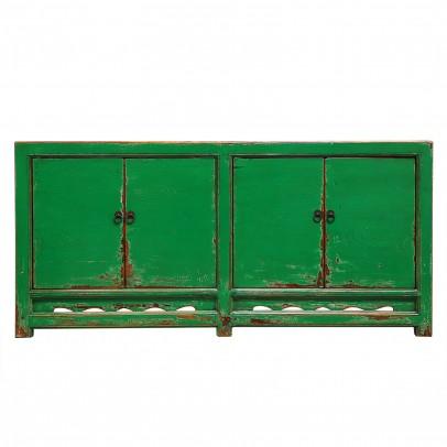 Chinesisches Sideboard Caodi grün