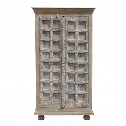 Schrank Dur mit 2 alten Türen