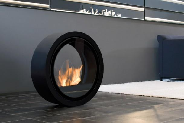 Feuerstelle Roll Fire