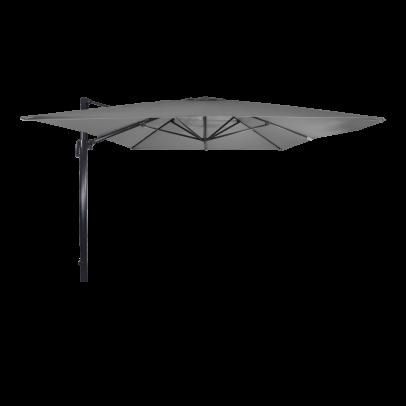 Ampelschirm Scorpio grau 4 x 3 m