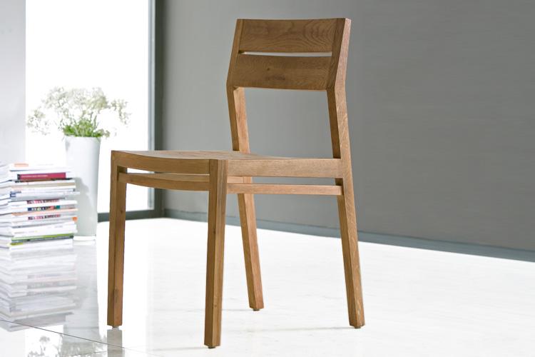 Gooran Möbel teak stuhl ex 1 modernes wohnen wohnstil gooran gmbh