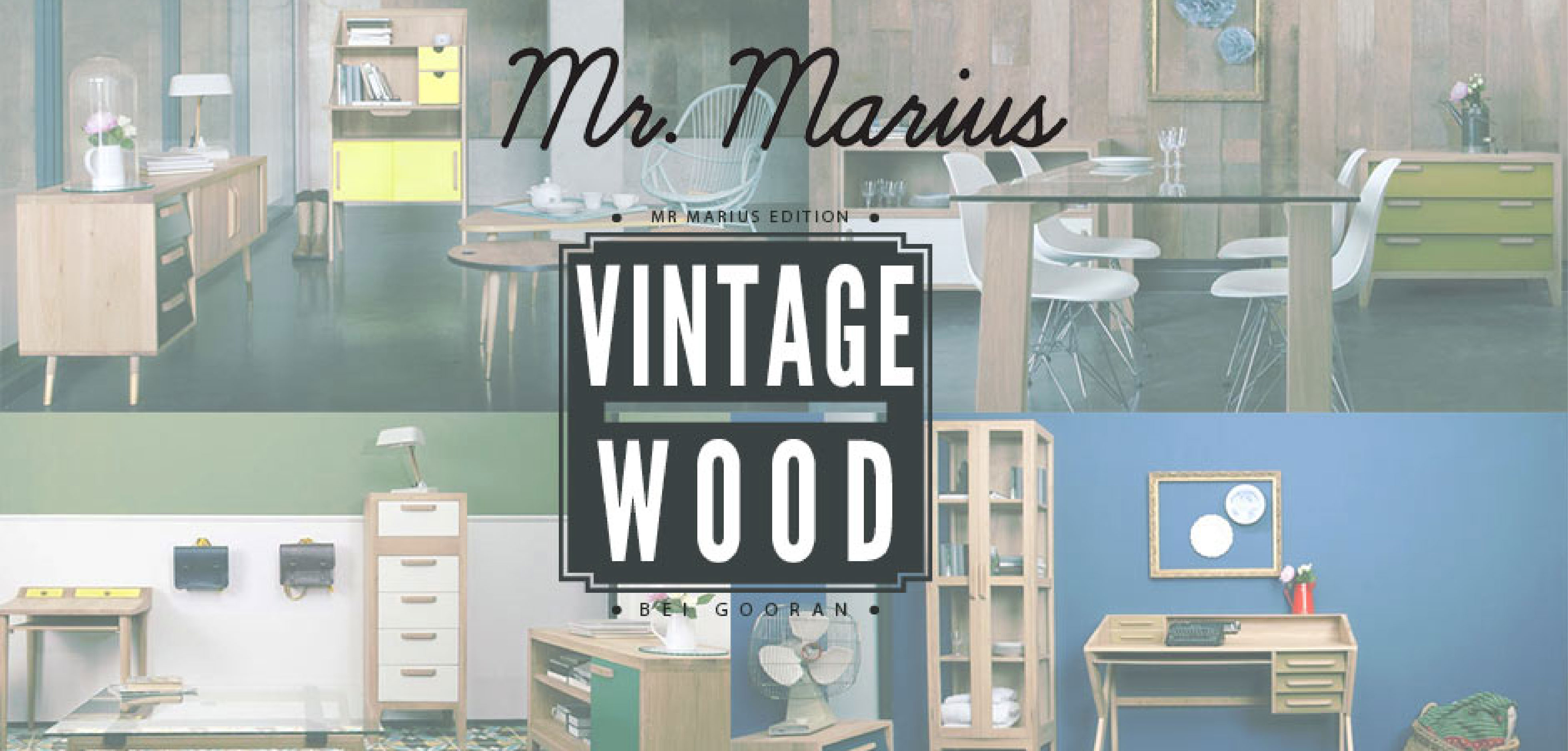 Retro-Design von Mr. Marius