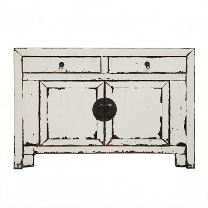 Chinesisches Sideboard Zhitu off-white