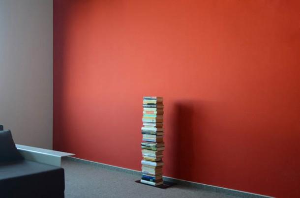 Bücherregal Booksbaum 2 Stand Klein schwarz